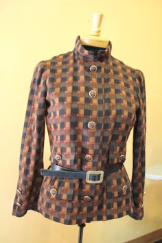Chanel Jacket from Claire Shaeffer collection Image from her Facebook