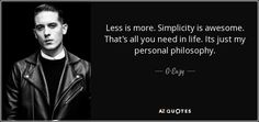 TOP 25 QUOTES BY G-EAZY | A-Z Quotes