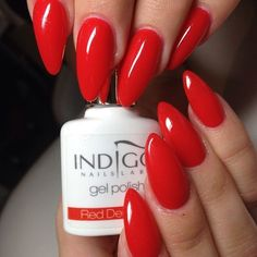 Red Delicious (video) | indigo labs nails veneto