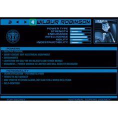 Super Hero Profile: Wilbur