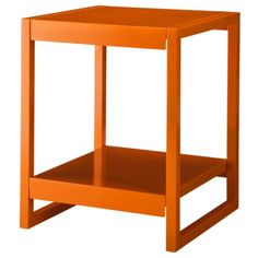 Calhoun Nighstand Orange Quick Information Cabin Furniture, Deco Furniture, Bedroom Furniture, Target Bedroom, Orange Nursery, Orange Rooms, Bedroom Night Stands, Kid Spaces