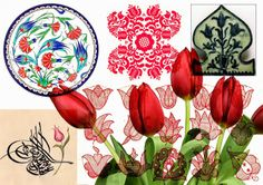 The Tulip Like many other goodies and beautiful things, the tulip 'comes' from Persia, where it was first appreciated and cultivated. Tulips, Rooster, Appreciation, Symbols, Traditional, Beautiful, Tulip, Glyphs, Icons