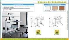 Galería imágenes muebles auxiliares. | Muebles y sillas de oficina.