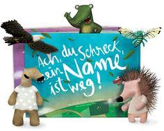 Lost My Name - Buch fuer Ella-Mae auf Englisch!