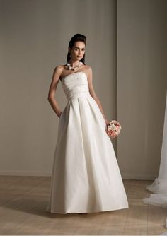 Easy Wedding Gowns Wedding Dresses Ready To Ship Reception Dresses Trumpet…