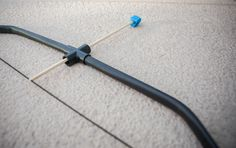 Functional PVC Fun Bow with Foam-tipped Arrow Option by PVCArmory