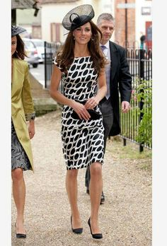 Kate Middleton...love this dress...love her style