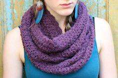 Crochet scarf or vest/ Kvackani sal ali brezrokavnik
