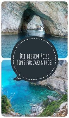 Die besten Tipps für die schönsten Strände, Unterkunft und Essen für Zakynthos!