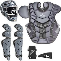 Catchers gear camo!!
