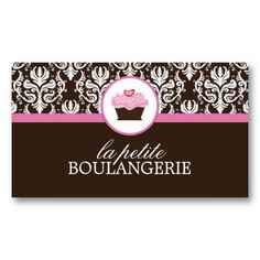 23 best pastry chef business cards images on pinterest bakery bakery business cards colourmoves
