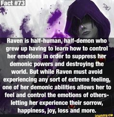 Raven's my favorite.