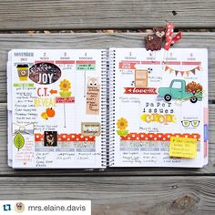 #Repost @mrs.elaine.davis with @repostapp. ・・・ I never want autumn to end. P.S. Mark your planners for this Saturday at noon because I'm sponsoring a planner challenge during the @paperissues online crop on their FB page! Winner of my challenge gets a prize pack from Craftcake Designs including a fauxdori! Holler! #plumcentral #plumpapercentral #pppweek #plannercuteness #plannercommunity #plannerhappiness #plannerpretties #plannerpages #plannerperfection #plannersociety #myplumplanner…