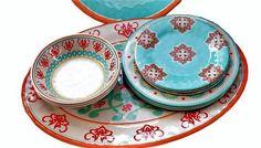 Melamine Plate for Serving - Great Outdoor Dinnerware