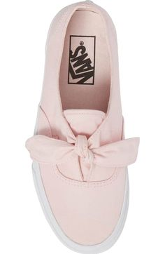 Vans UA Authentic Knotted Slip-On Sneaker (Women)  3667728dd