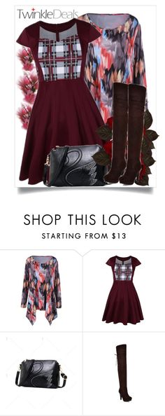 TwinkleDeals 40. by belma-cibric on Polyvore featuring moda