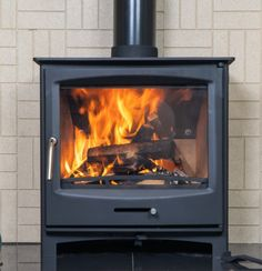Eco Design Wood Burning Multi-Fuel Stoves Wood Fuel, New Stove, Multi Fuel Stove, Heat Resistant Glass, Stove Fireplace, Rocket Stoves, Log Burner, Wood Design, Wood Burning