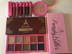 Jeffree Star cosmetics.