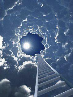 Escales als nuvols
