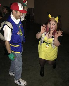 Shared by bs18o #arcade #microhobbit (o) http://ift.tt/1T8t9GR managed to dress up as #AshKetchum the day everyone was doing a pokemon scavenger hunt at the video game festival I went to last weekend. I ended up taking like 500 pictures like this lol #papparazzi #magfest #Pokemon #videogames  #goodtimes #cosplay #pikachu #gamernerd #jordans