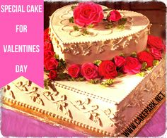 Express your #Love with Romantic Valentine's Day Gift. Order Now !  Bookings are opened, reach us @ 9444915533 / Visit: www.cakepark.net #cake #valentinesday #cakepark #chennai