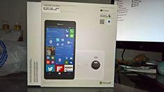 Microsoft Lumia 950 XL Unlocked Smartphone 32GB 57Inch Dual Sim GSM No Warranty  International Version Black ** Click on the image for additional details.