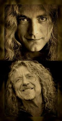 Robert Plant | Then and Now