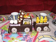 Mehr davon gibt's hier: www.mamikreisel.d... #Mamikreisel #Kuchen #Cakes #Torten #Sweet #Birthday #Birthdaycake #Backen #Cooking