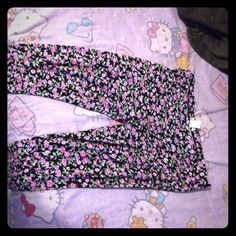 Cute floral tights! Love these! Cute floral, dress up or down! Other
