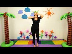 Układy taneczne # 1 - Przywitanie i rozgrzewka - YouTube