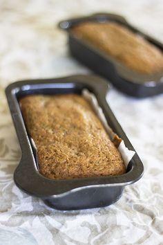 Naturally Sweet Healthy Zucchini Bread recipe