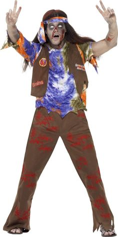 CIRCO CLOWN Carnevale Adulti Unisex Halloween Fancy Dress Costume Divertente assassino IT