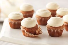 Watch the How to Make Cream Cheese Frosting cooking video. Make Cream Cheese Frosting. Top cakes or cupcakes with it. They will be better than before.