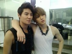 JYJ's Kim Jaejoong showed to the public their masculine appeal... I searched for this on bing.com/images
