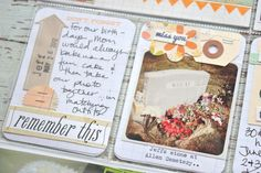 Love her take on this journal card. http://3.bp.blogspot.com/-2OtmzBxEWaQ/UAXsFRvOAnI/AAAAAAAATq4/-ofZBz5VDe0/s1600/IMG_1072_2.jpg
