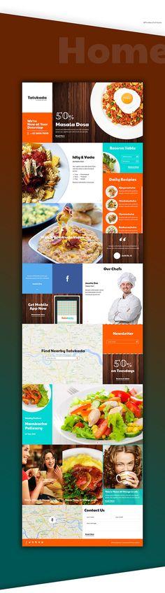 Resturant Website Template – SiteUp