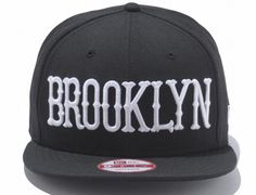 "NEW ERA ""Brooklyn"" 9Fifty Snapback Cap"