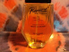 PREMIERE ADITIONS #15 (WHITE DIAMONDS 1997.(17) years old full in the box