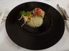 "Cena, ""Dining Room"" (Francia Ristorante"" di ""Imperial Hotel"", Kamikochi Matsumoto Nagano Japan (Ottobre)"