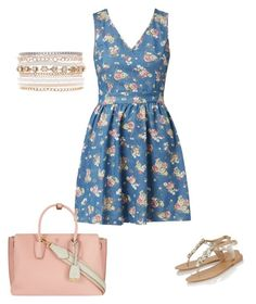 """""""Untitled #144"""" by kayleighwe on Polyvore featuring Madam Rage, Lipsy, MCM and Lane Bryant"""