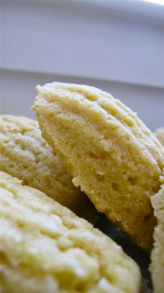 Candida Diet Madeleine Cakes. those look so good and crunchy  For the BEST probiotic...www.GetPinkToday.com