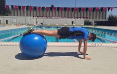 7 Training Workouts to Improve Your Swimming Strength
