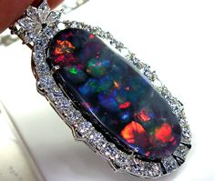 opal jewelry | ... about selecting and purchasing opals and kinds of opal types this opal
