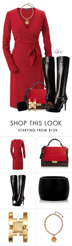 """""""Like A Boss!"""" by tmlstyle on Polyvore featuring Emilio Pucci, Nine West, Alexander McQueen, Tory Burch and Versace"""