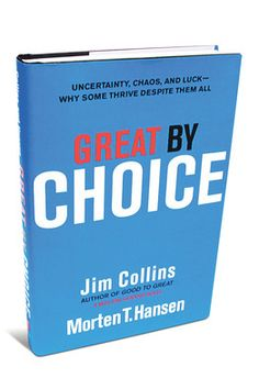 Great companies, bad companies...good read  Must read recommended by Dave Ramsey. Possible gift for Noel.