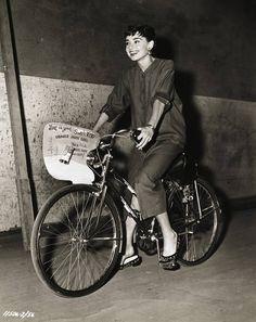 Audrey Hepburn  (via The Cut)