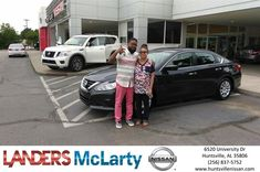 Congratulations Ephraim on your #Nissan #Altima from Dat Nissan Guy Sylvester Redix at Landers McLarty Nissan !  https://deliverymaxx.com/DealerReviews.aspx?DealerCode=RKUY  #LandersMcLartyNissan