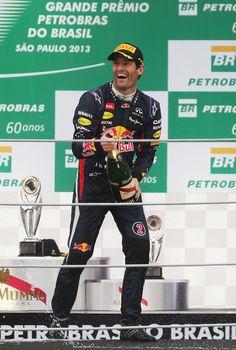 Mark Webber Photos Photos: Grand Prix of Brazil Rod Laver Arena, Mark Webber, Formula 1, Grand Prix, F1, Brazil, My Love, Photos, Pictures