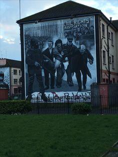Political Opinion, Politics, Michael Collins, Civil Rights, Northern Ireland, Murals, Rebel, Graffiti, Irish