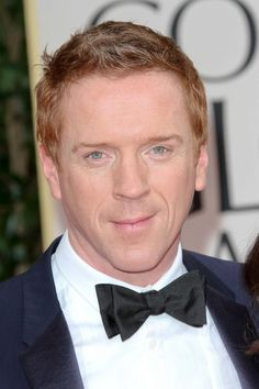 Damian Lewis - I have a thing for red heads